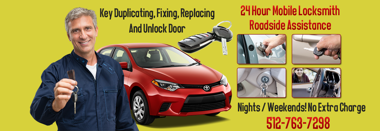Automotive Locksmith in Georgetown TX